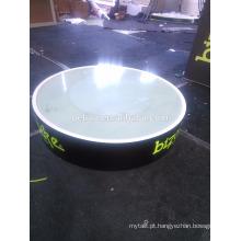 palco de plataforma de vidro modular palco de exposição de palco de shanghai