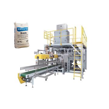 Máquina de ensacamento de sal big bag