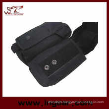 Molle Tactical Clip Double Mag Magazine Pouch Bag Cartridge Clip Pouch for Usug 30 Rd Ak Pistol