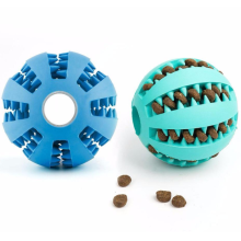 Soft Rubber Pet Ball Teeth Cleaning toys