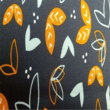Printed Plain Fabric Of Rayon For Home Wear