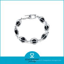 Nouveau bracelet en perles d'eau douce conçu pour la Saint-Valentin
