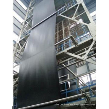 Máquina para fabricar películas de geomembranas de HDPE
