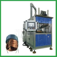 Three station automatic coil inserter machine