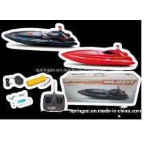 R / C Grande Barco Majesty Modelo Brinquedos
