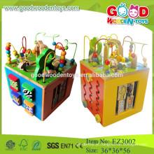 Brinquedos de labirinto de contas brinquedos de labirinto de crianças brinquedos educativos labirinto