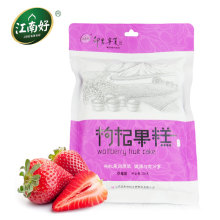 Wolfberry fruit cake Strawberry Taste candy soft sweets