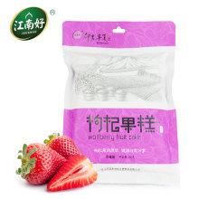 Фруктовый торт Wolfberry Клубничный вкус конфет мягкие сладости