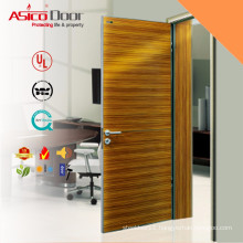 ASICO Solid Wooden Fire Rated Internal Door With BM TRADA