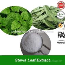 Hochwertige grüne Stevia Extrakt Rebaudioside (RA) Stevia Extrakt in Bulk Steviosides für Weight Loss