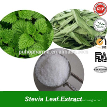 High Quality Green Stevia Extract Rebaudioside (RA) Stevia Extract in Bulk Steviosides for Weight Loss