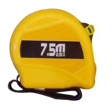 Resistente de plástico caso fita métrica (mte1012)