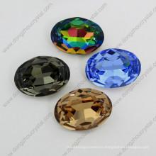 Oval Jewelry Beads Jewelry Stones