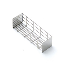 Square Basket With Side Plates SUS304 Anti Rust