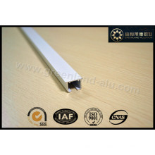 Aluminium Powder Coating White Curtain Track for Room