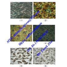 Digital Rip-stop Miilitary Camouflage Fabric Military Wool Fabric Melton Serge Worsted Wool Fabric