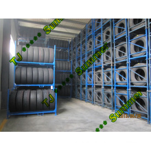 Commercial Truck Storage Display Warehouse Tire Rack