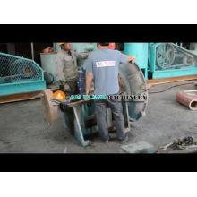 Petrochemical industry slurry pump