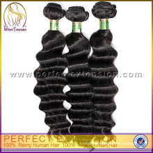 DHL Merchandise Made In China Indian Hair Extensions Wholesale Supplier