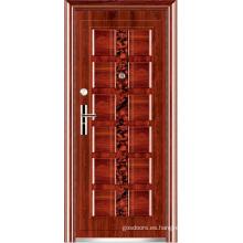 Puerta de acero de la casa (WX-S-163)
