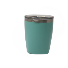 Wholesales 500ml tumbler cup with pp lid insulated stainless steel 18/8 coffee mug