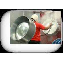 top quality Metallic texture Powder Coating Powder