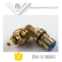 EM-V-B065 Brass Faucet Cartucho de núcleo de cerámica con disco termostático