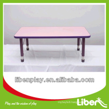 2014 new design children table of children tables and chairs series LE-ZY.154