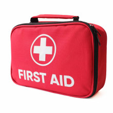 SHBC Medical hotel first aid kit for car CE approved, first aid bag with supplies