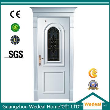 Настроить твердые деревянные белые межкомнатные двери
