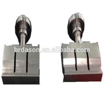ultrasonic horn in plastic welders