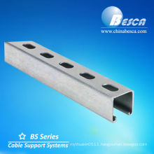 C / U Section Steel - UL,cUL,CE,IEC,NEMA