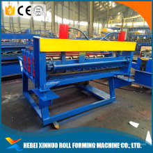 высокоскоростной и высокой точности стальной катушки разрезая машина