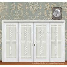 Porte coulissante porte coulissante en bois bois verre porte coulissante intérieur portes coulissantes en verre en bois