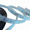3528 SMD Tira de cinta LED Luz blanca cálida 12V DC 60 LEDs / Metro IP67 Impermeable
