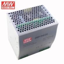 MW 240W Industrielle DIN-Schienen-Stromversorgung 24V DRP-240-24 MEAN WELL
