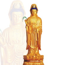 Популярные проекты Гуань Инь статуя с подгонянным обслуживанием