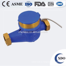 Venta caliente XDO-PDRRWM-15-25 mm 15 prepago el contador del agua para la venta