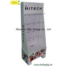 Kopfhörer-Karton mit MDF und Haken-Display-Ständer mit SGS (B & C-B003)