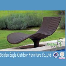 Popular Rattan Leisure Beach Chair