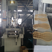 High Efficiency Vertical Injection Molding Machine for Shoe Sole