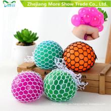 Nuevo Anti Stress Reliever Grape Ball Autismo Humor Squeeze Alivio Adhd Toy