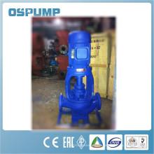 ISG electric cooling water circulating pump