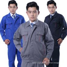 Roupa do Workwear dos homens do revestimento do Workwear da segurança do OEM da fábrica