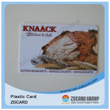 New Designs for Discount PVC Card