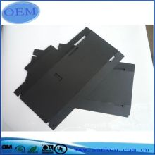 Black Die potong Formex Sheet
