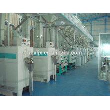 Certificado SGS alta qualidade famosa fábrica fornecer 100 toneladas por dia completa auto fábrica de arroz moagem
