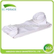 Sac de filtre à poussière en fibre de PTFE pour le traitement de l'air