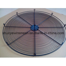 ПВХ П металлический вентилятор защитная сетка