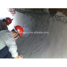 Graphite ramming mass ramming mass for melting high carbon steel alloy stainless
